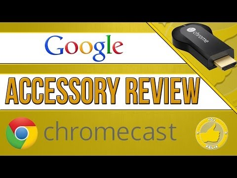 Chromecast - Wireless Streaming (Android, Nexus 7, Samsung Galaxy S4)
