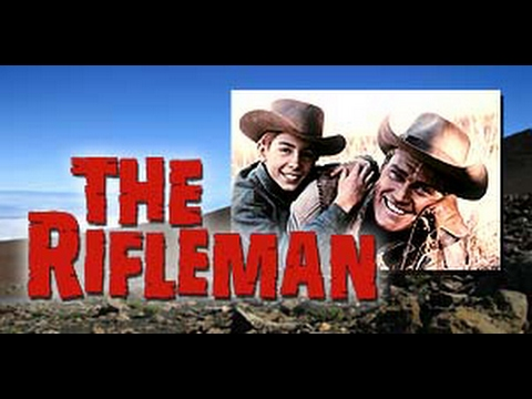 "The Rifleman - ""Sharpshooter""  Season 1 Episode 1"