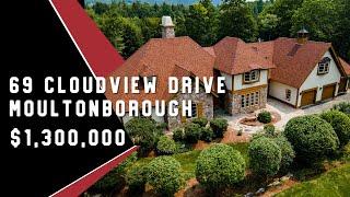 For Sale: 69 Cloudview Drive Moultonborough, NH