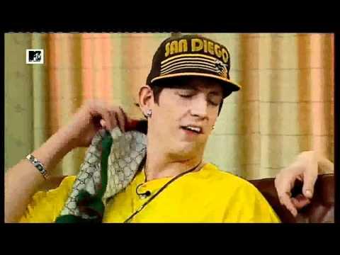 Money Boy LIVE @ MTV Home - Dreh den Swag auf