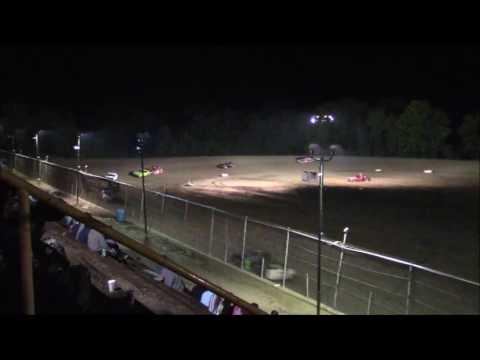 Butler Motor Speedway Street Stock Feature 9/10/16