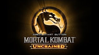 Mortal kombat unchained arcade ladder