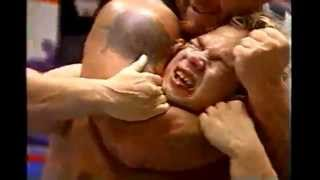 Tough Enough  Bob Holly beats up on Matt Cappotelli