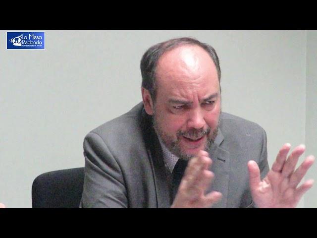 La Mesa Redonda   Entrevista Doctor Mauricio Herdocia