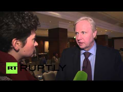 UK: Oil prices set to stabilise - BP Chief Executive