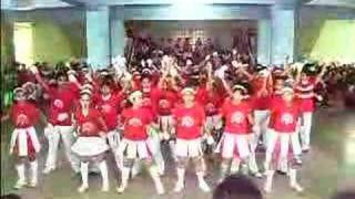 Lvd Cheerdance Competition (red Team)