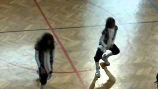 Laura, Maša, HH pari, Radovljica, 16.4.2011