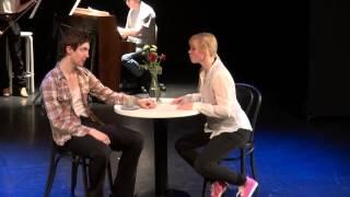 Fiket musikalen - Julie Hall + Arvid Assarsson - del 6 - Bordet bredvid fönstret