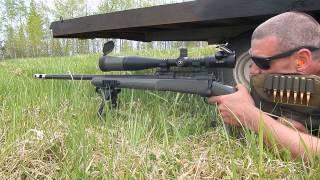 Budget Sniper Rifle At 785 Yards