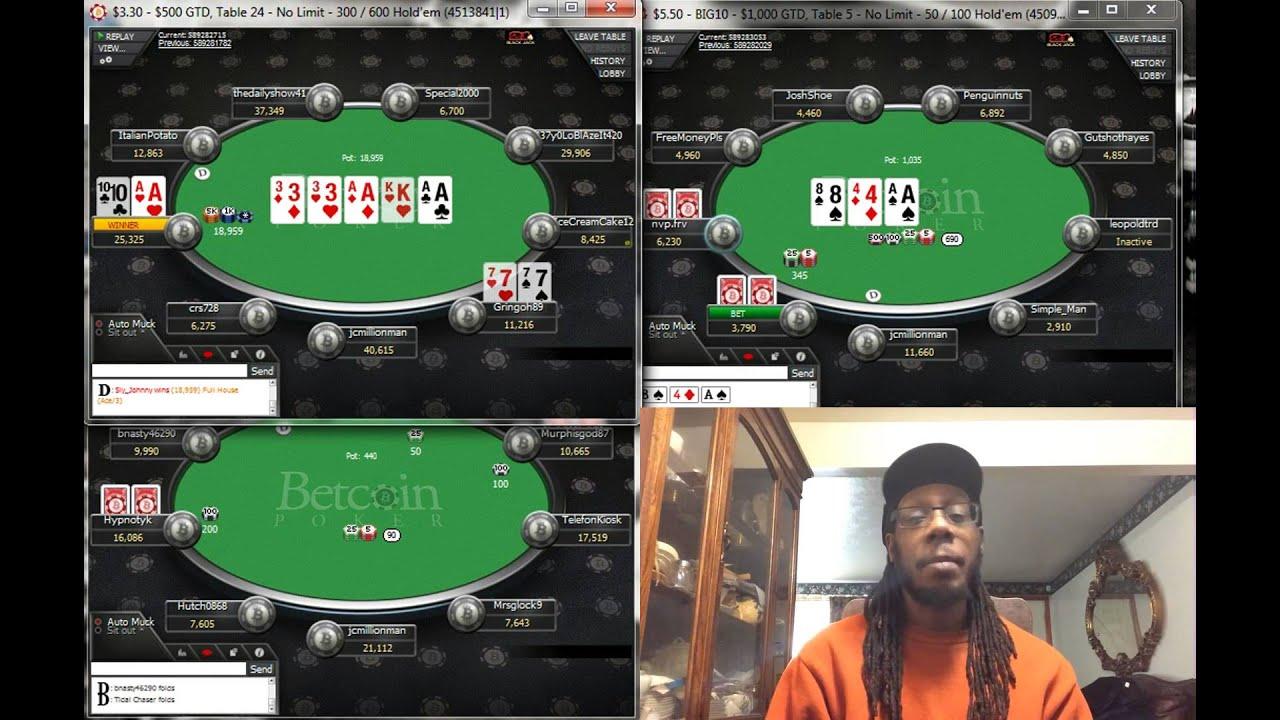 Mtt Poker