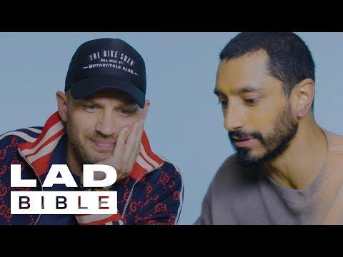 Venom's Tom Hardy & Riz Ahmed Rate Scary cy Dress