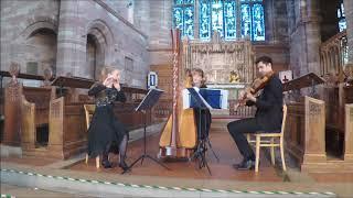 Piazzolla: Oblivion Tango ~ Aurora Trio