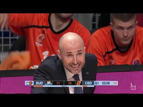 ABA Liga 2018/19, Semi-finals Round 2 match: Budućnost VOLI - Cedevita (31.3.2019)