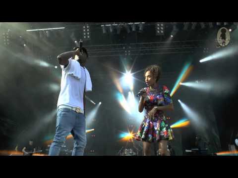 Stylo G - Badd (bam bam) Live @ Ruhr Reggae Summer Dortmund 2014