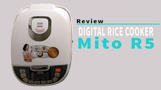 Review: Digital Rice Cooker Mito R5