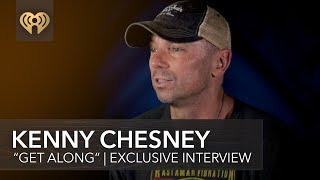 "How Does Kenny Chesney Want Everyone To ""Get Along"" 