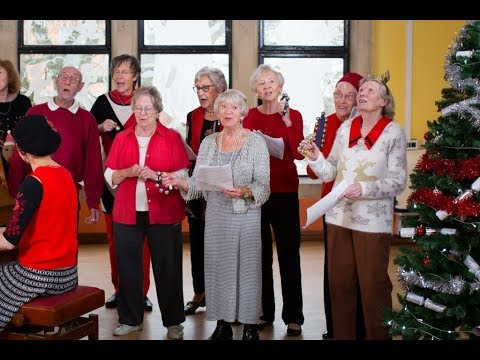 Churchill Choir Christmas Single - Ring The Bells