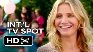 Sex Tape Extended International TV SPOT (2014) - Cameron Diaz, Jason Segel Comedy HD