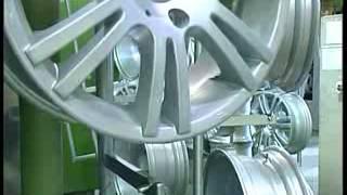 Производство итальянских литых дисков MAK и фазы производства(Вот как то так выглядит процесс производства литого диска. Возможны, конечно, некоторые вариации, но в целом..., 2014-03-27T11:37:43.000Z)