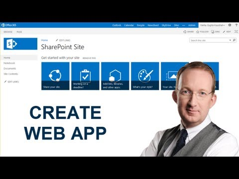 Create SharePoint 2013 Web Application