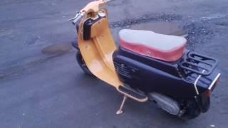 моторолер Вятка в150м 1966гв
