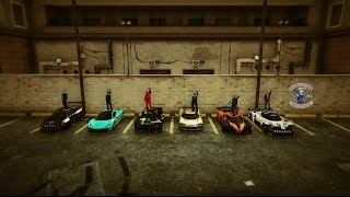 GTA ONLINE - Society of BAD Tuning Tour