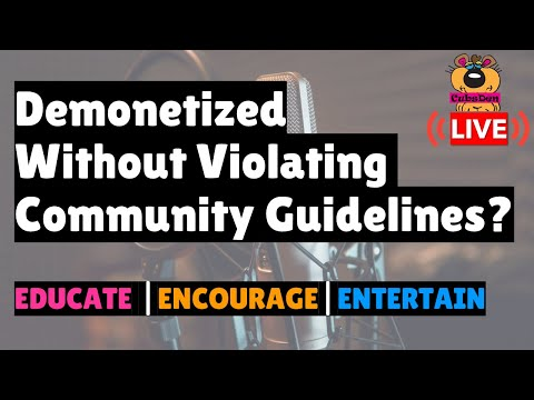 Demonetization, Trends & YouTube Q&A