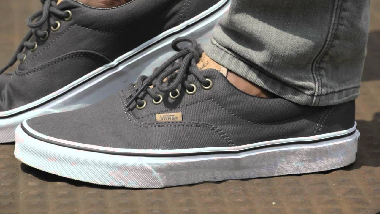 vans era 59 on feet