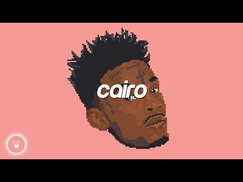 21 Savage x Drake Type Beat - Cairo (Hard Trap Type Beat)