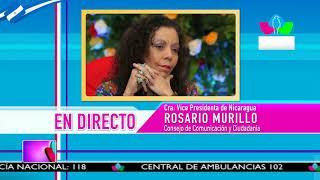 Comunicación con la Vicepresidenta Compañera Rosario Murillo, 12 de Diciembre de 2018