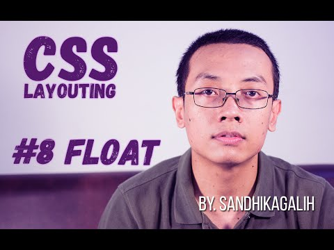 CSS Layouting - #8 Float