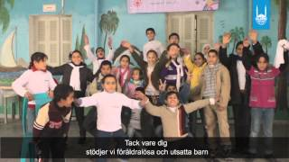Tack vare dig... - Islamic Relief Sverige - Swedish subtitle