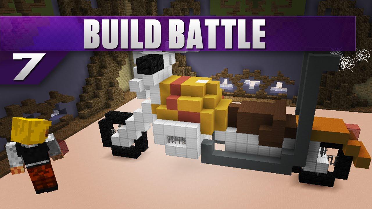 Hypixel Build Battle Minecraft
