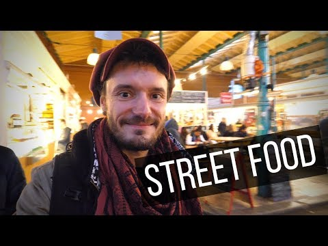 Berlin Street Food Market