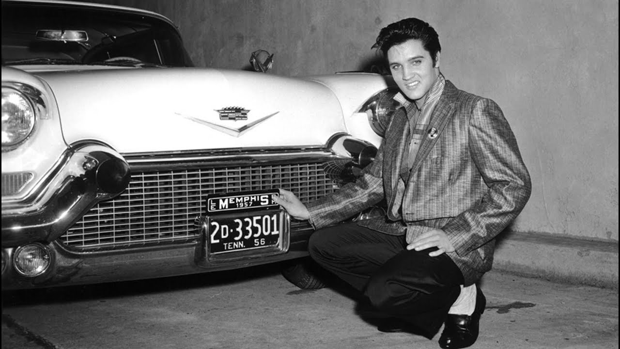 Legendary Cars Owned by Elvis Presley - YouTube