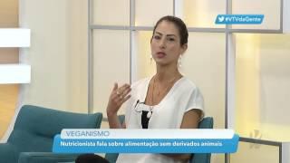 Nutricionista da dicas para alimentaц§цёo vegana e vegetariana
