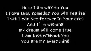 Video 거미 Gummy You Are My Everything 영어 버젼 English Version 가사 Lyrics download MP3, 3GP, MP4, WEBM, AVI, FLV Maret 2018