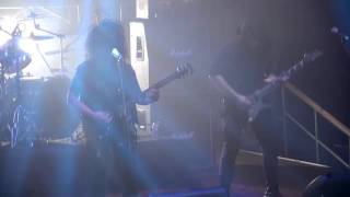 SEPTIEMBRE NEGRO - en Ave Satanas! (Acheron - Inquistion - Mystifier en Chile)