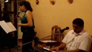 María José Sequeira - Nicaragua, Nicaragüita (Segunda Vez) (Live at Sabor Nica 02-10-2009)