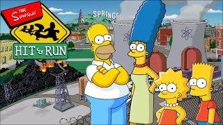 Let's Play: The Simpsons  Hit & Run (Longplay)