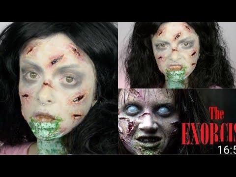 I tried to follow a GLAM & GORE makeup tutorial | Colour Creep