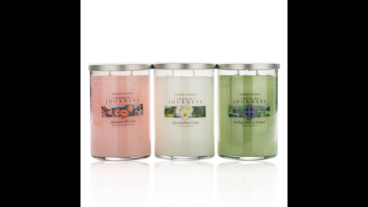 Haul Yankee Candle linea World Journey!!...e il bagno open space ...