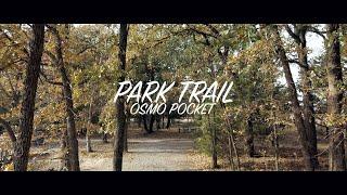 일상, 산책, 힐링 (시네마틱 영상) - 오즈모 포켓