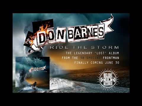 Don Barnes - Looking For You (Album 'Ride The Storm' Out June 30)