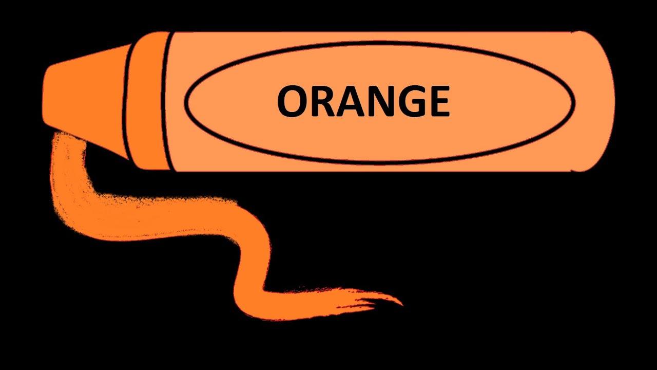 BAD Orange Crayon Commercial FAIL