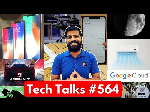 Tech Talks #564 - Xiaomi AC, Sony XZ2, Asphalt 9, Panasonic TV, Xiaomi Pocophone F1, Whatsapp + Govt