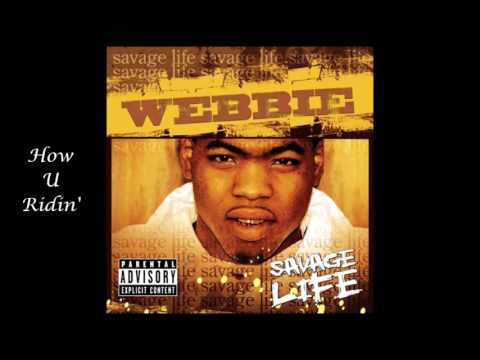 Webbie - How U Ridin' Instrumental Remake [Prod. @HitmanAudio]