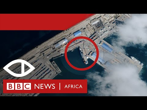 Turkey's Ghost Ships - BBC Africa Eye documentary