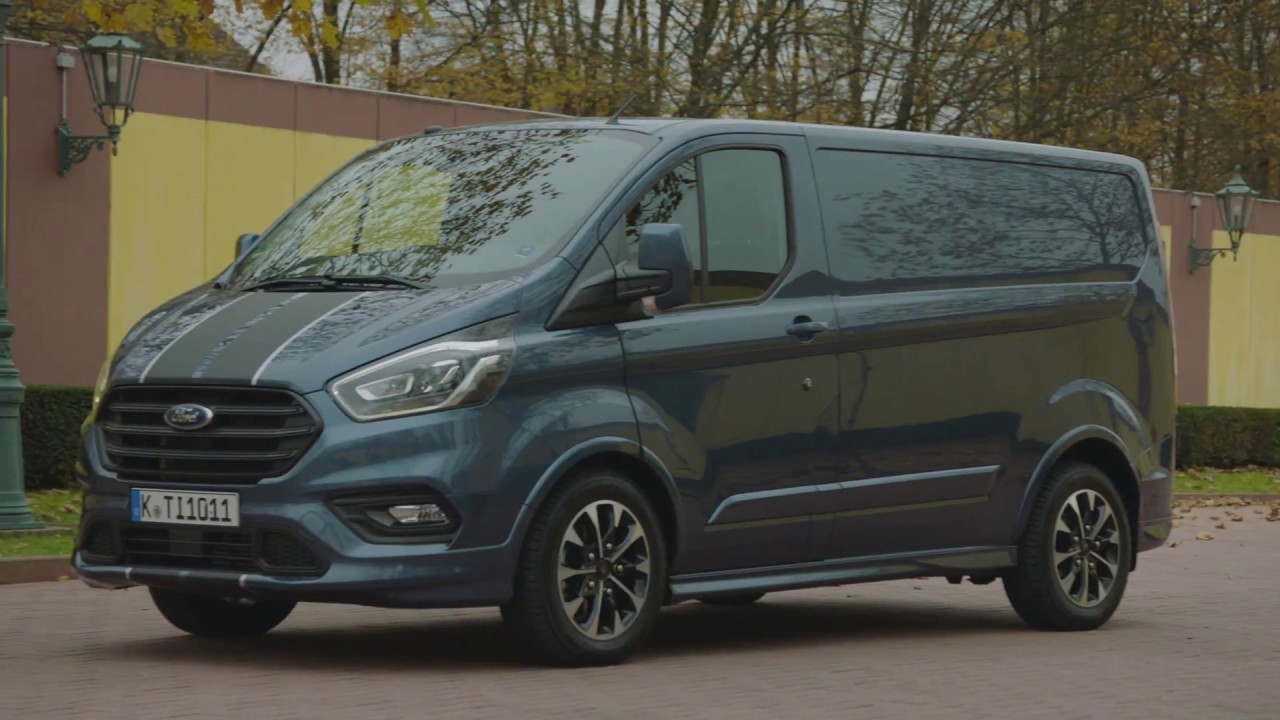 2019 ford transit custom sport youtube