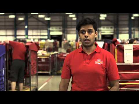 Royal Mail Corporate Video